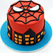 Super Hero Chocolate Cake