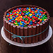 M&M And Kitkat Cake 4 Portion